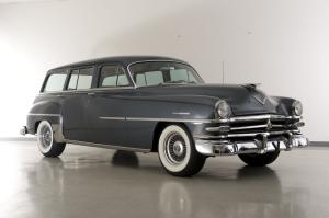 Chrysler Town & Country New Yorker Wagon 1953 года